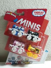 Thomas And Friends Minis Power Rangers Four Pack Trains