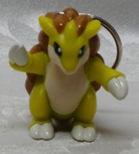 SANDSLASH 028 Mouse Pokemon Key Chain Burger King Meal Movie 1999 MINT UNUSED