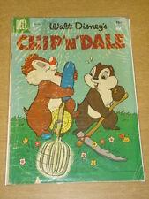 CHIP N DALE #4 G (2.0) DELL COMICS WALT DISNEY FEBRUARY 1956