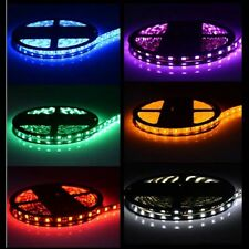 Super Bright 5M 300leds 5050 SMD Flexible LED Light Strip 12V Car Underbody DIY