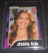PopCarz Jessica Alba Trading Card (Dark Angel,Honey,Mechanic: Resurrection)
