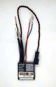 Mercedes-Benz C217 W222 W253 W205 Steering Wheel Digital Switch Retrofit Harness
