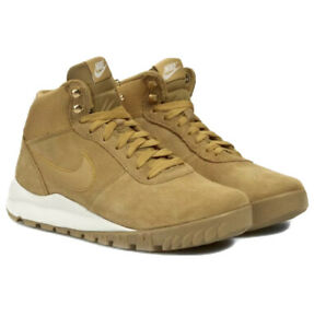 Nike Hoodland Suede Boots Men's  (654888 727) Light Brown SAME DAY SHIP!!