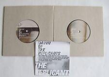 """Dawn of the Replicants  Violent Sundays E.P 2 X 7"""" singles"""