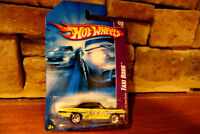 Hot Wheels Diecast 2006 Model Year 1970 Plymouth Road Runner Taxi Rods 3 of 4