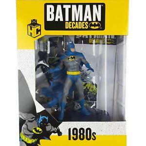 DC Comics Decades of Evolution 1980s MODERN AGE Batman Figurine Eaglemoss #5