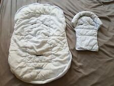 Le Petit Beurre baby Car seat cover ( For Maxi Cosi but may cover other Seats )
