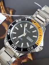 QUALITY DIVE WATCH BY GERMAN BRAND Eichmuller WITH SOLID S-STEEL BRACELET