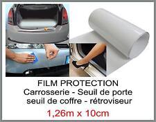 film protection carrosserie - seuil de porte - seuil de coffre - rétroviseur