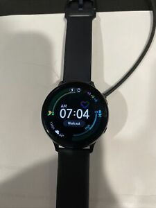 Samsung Galaxy Watch Active 2 SM-R820 44mm Aluminum Case with Sport Band...