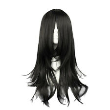 "Naruto-Orochimaru/Hyuuga Neji Cosplay Wig Party Wig Synthetic 60cm/23.6"" Black"
