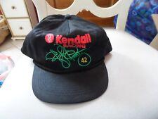 Nascar #42 Kendall Racing Team black ball cap hat