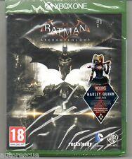 "BATMAN Arkham Knight Harley Quinn Inc. STORIA Pack ""NUOVO & Sealed' * XBOX ONE (1) *"