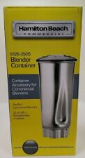 Hamilton Beach 6126 250s Blender Container Fits Rio Commercial Blenders