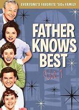 Father Knows Best, Vol. 1, Good DVD, Jane Wyatt, Robert Young, Peter Tewksbury