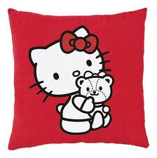 Sanrio Hello Kitty Hug 40th Anniversary Square Cushion