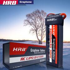 HRB Graphene Lipo Battery 3S 11.1V 5000mah 100C XT90 For 1/10 Traxxas Car Truck