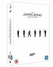 James Bond Bond 50 Celebrating Five Decades of 007 DVD Box Set inc Spectre space