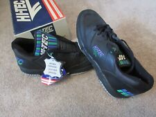 Vintage New Old Stock 90s Hi-Tec Stressa Sneakers Shoes Men'S Size 8.5