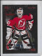 95-96 Score Martin Brodeur Black Ice # 25