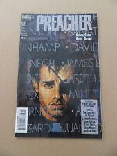 Preacher 50 .Pin-ups by Jim Lee + Various . + v DC / Vertigo . 1999 . VF - minus