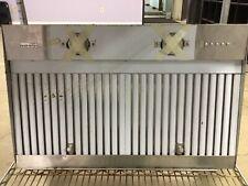 """Tradewind Stainless Steel Exhaust Fan Hood Liner Vsl 430-4Bl 28.5"""" 1360Cfm"""