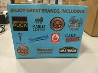 Crazy Cups Flavored Coffee Pods Variety Pack 40 COUNT