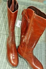 Women's boots uk size 5  Brown Leather