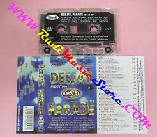 MC COMPILATION DEEJAY PARADE BEST '97 Alexia Datura Ti.Pi.Cal Paradisio no cd lp