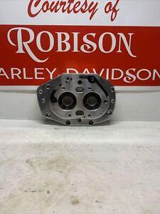 Harley Davidson Polished Billet Aluminum Transmission Door FXST SOFTTAIL