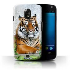 STUFF4 Case/Cover for Samsung Galaxy Nexus 3/I9250/Wildlife Animals/Tiger