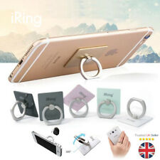 iRing Finger Ring Phone Holder 360° Secure Grip Stand Mobile iPhone Samsung