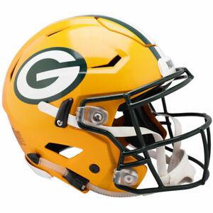 GREEN BAY PACKERS Riddell SpeedFlex NFL Authentic Football Helmet