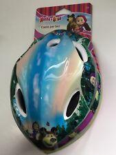 Masha e Orso Cartoons Casco Disney Easy modello Taglia 52/56 S/m (k9p)