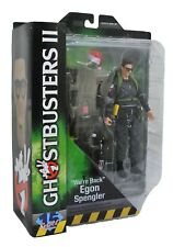 Ghostbusters Grey Outfit Egon Spengler Action Figure Diamond Select Series 7