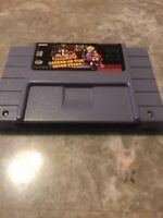 Super Mario RPG: Legend of the Seven Stars (SNES) Authentic