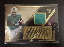 2014 TOPPS TRIUMPH JARVIS LANDRY AUTO/RELIC RC!! JERSEY #!! 14/75!! 1/1??