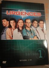 Dvd coffret Urgences - Saison 1 - Episodes 1 à 14