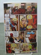 Deadpool #19 Variant Cover Secret  Marvel Comics vf/nm CB1570