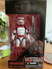 Hasbro Black Series Imperial Shock Trooper 6 inch Action Figure