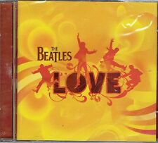 CD - THE BEATLES - Love