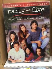 Party Of Five The Complete Second Season DVD Box Set Unopened/Factory Sealed