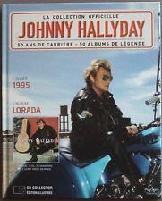 "JOHNNY HALLYDAY LA COLLECTION OFFICIELLE ""LORADA""     CD"