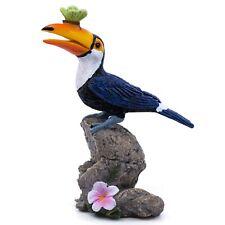 NEW WILD HABITAT UNISEX TOUCAN BIRD JUNGLE COLLECTIBLE SUBLIMATION SOCKS