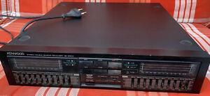 Kenwood Stereo Double Graphic Equalizer GE-900w, Hifi, Soundcheck, Lautsprecher
