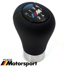 Genuine BMW M Leather Shift Knob E30 E36 E46 E34 E39 ZHP OEM 5-SPEED 25117896031
