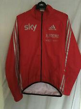 Adidas team issue SKY GB winter jacket cycling bike L