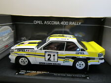 Sun Star 1 18 Scale Diecast OPEL ASCONA 400 #21 Tour De Corse Rally France 82 NU