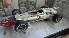 A J Foyt Carousel 1 1966 Lotus 38 Indy 500 race car Ford in 1:18 original bx COA