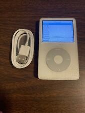 Apple iPod classic 5th Generation White (30 GB) Bundle - See Pictures